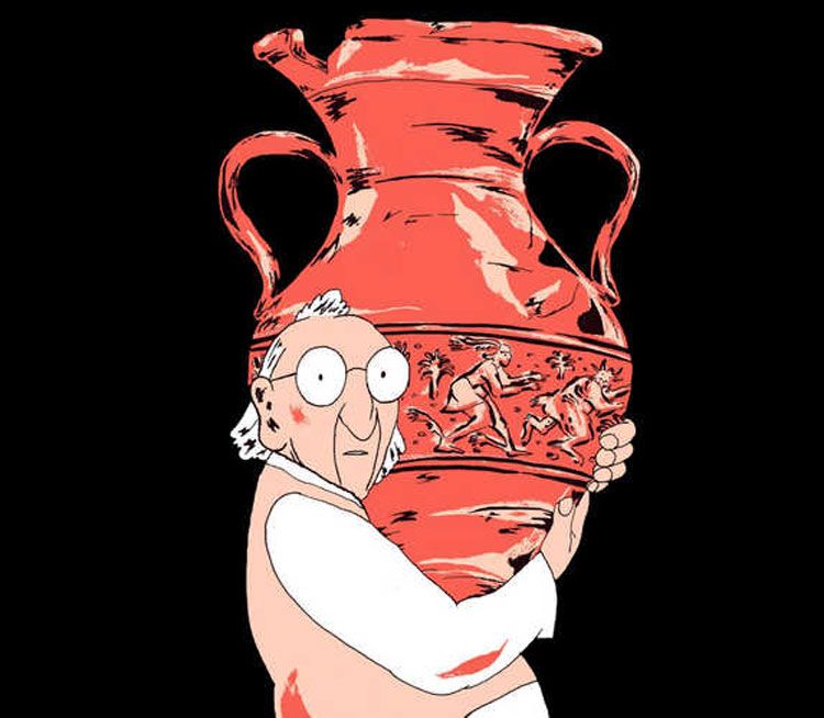 #ioleggoacasa, online i fumetti dedicati ai musei italiani