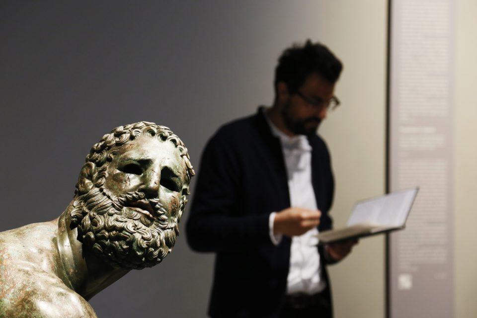 Giornata Mondiale della Poesia, il Museo Nazionale Romano la celebra su Facebook