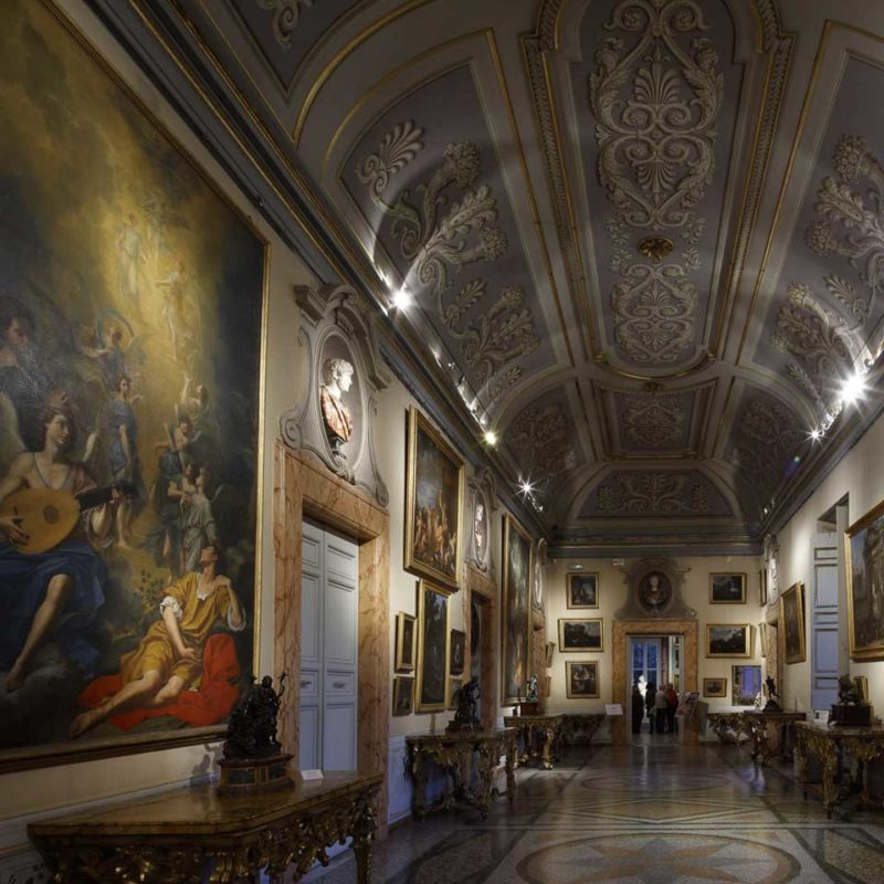 Roma, la Galleria Corsini rende disponibili Wifi gratuito e una guida digitale