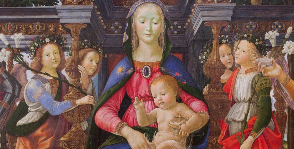 Uffizi, una mostra virtuale tra i gioielli dipinti nei capolavori d'arte