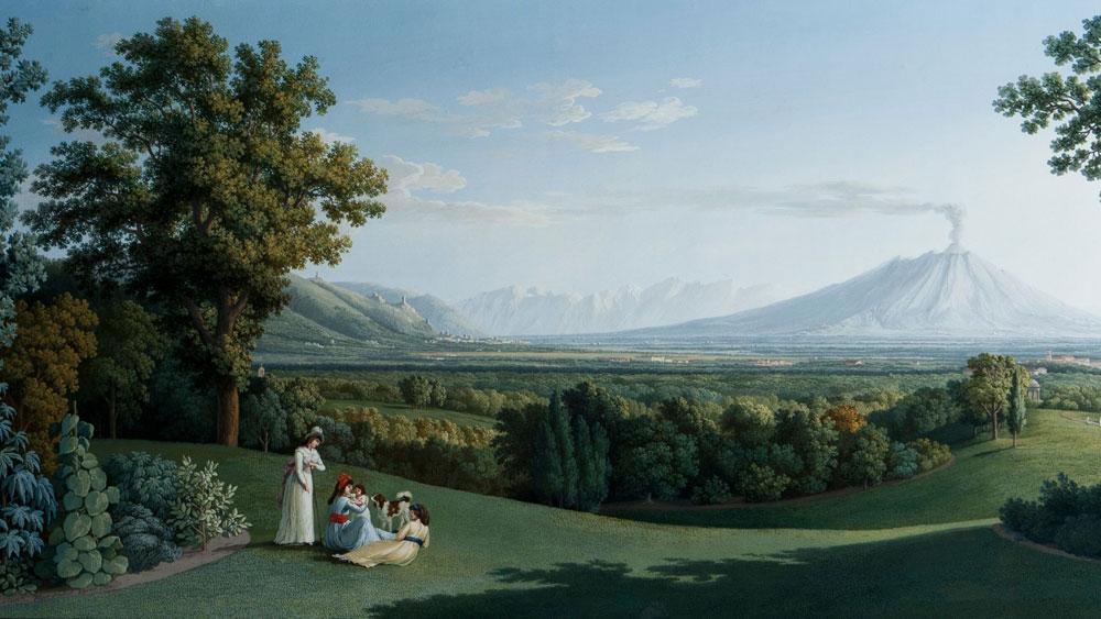 Anche la Reggia di Caserta celebra la prima Giornata Europea dei Giardini Storici
