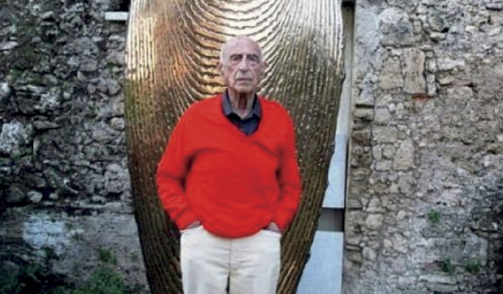 Gillo Dorfles a Paestum: una mostra ricorda il rapporto tra il grande critico e il Parco