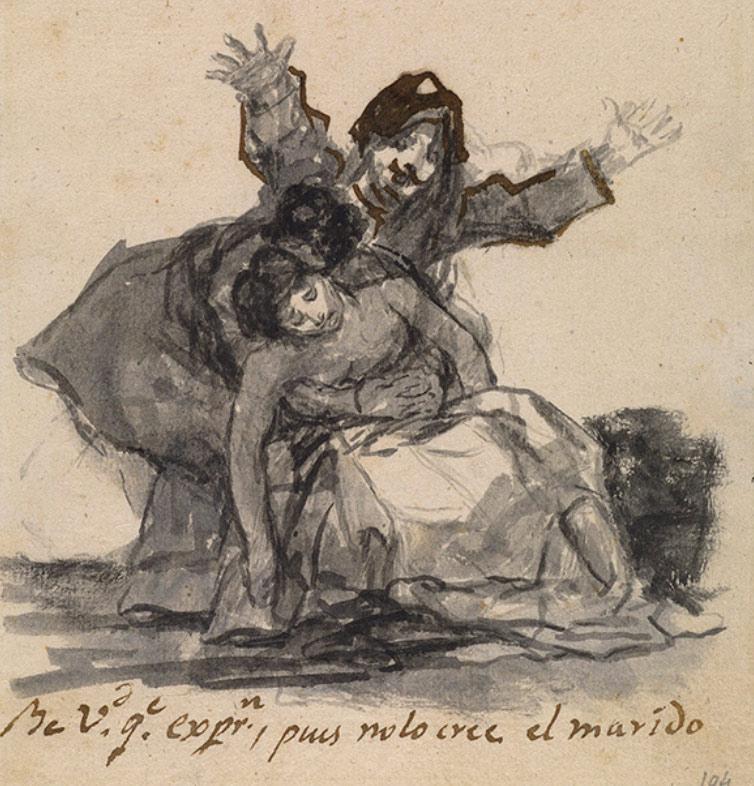 Il Cuaderno C di Francisco Goya: Skira e il Prado di Madrid pubblicano una riproduzione integrale e fedele
