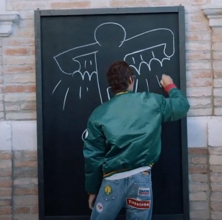 A Osimo una mostra sulle origini della Street art. Keith Haring e Paolo Buggiani