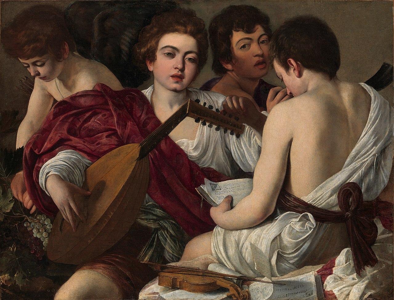 """Bergamo vuole rialzarsi con un Caravaggio. """"I musici"""" sono in prestito dal Metropolitan di New York"""