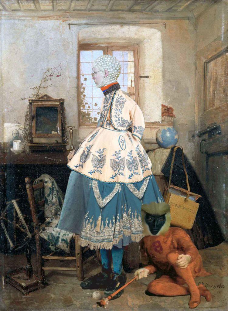 Sogno e surreale nelle opere di Igor Skaletsky al Museo Ebraico di Venezia