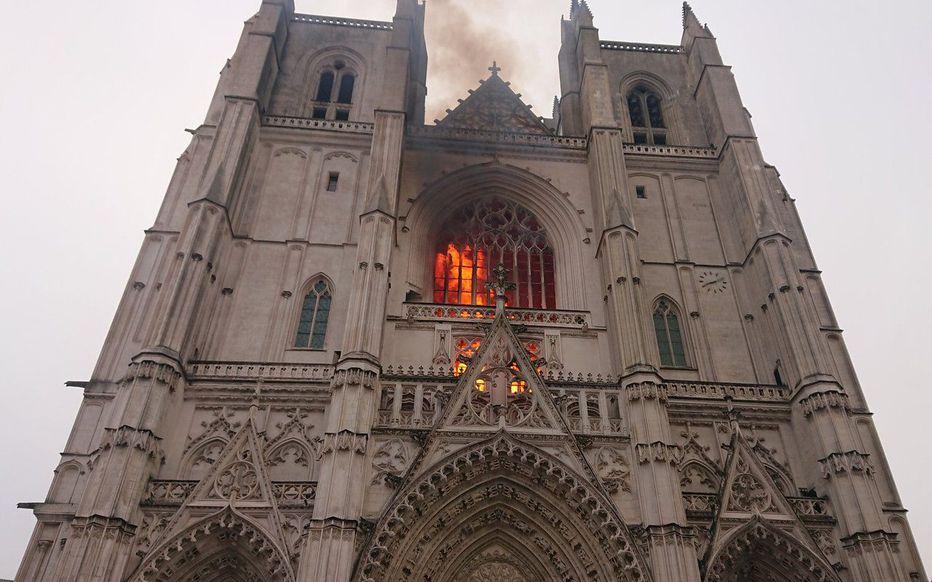 Incendio di Nantes, ha confessato il colpevole: è il volontario fermato settimana scorsa