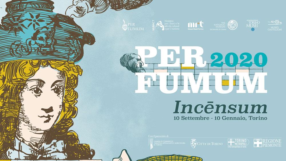 A Torino, una mostra dedicata... alla Via dell'Incenso