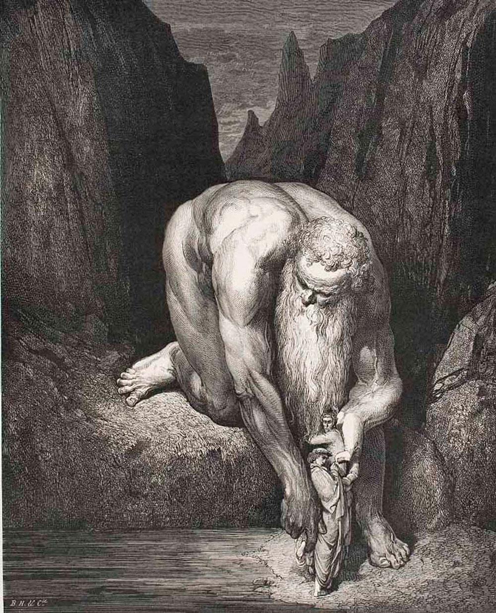L'Inferno di Dante di Doré, Rauschenberg e Brand, dall'Ottocento a oggi. In mostra a Rovigo