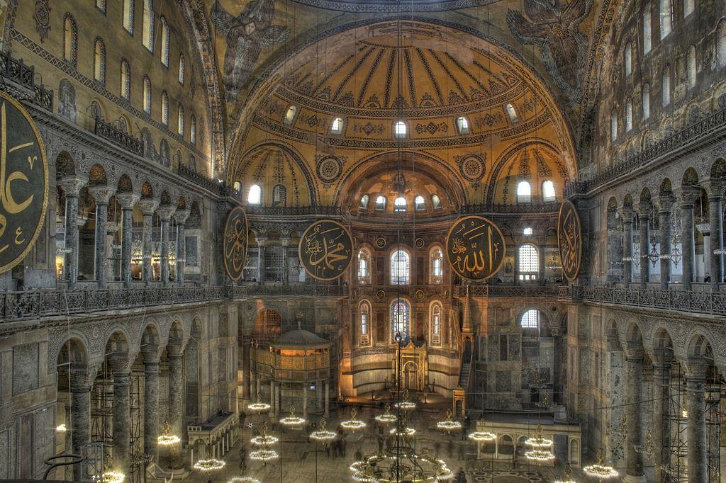ICOM e ICOMOS esprimono tristezza per la conversione di Santa Sofia in una moschea