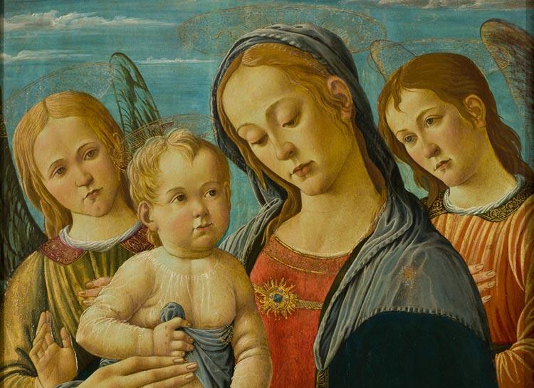Storia della tavola di Jacopo del Sellaio sequestrata dai nazisti e ritrovata dopo 80 anni