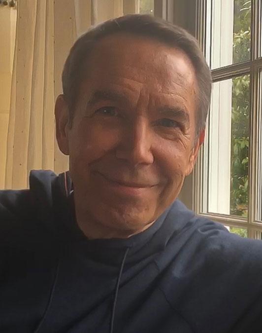 Il videomessaggio di Jeff Koons all'Italia. Palazzo Strozzi gli dedica quest'autunno una grande mostra