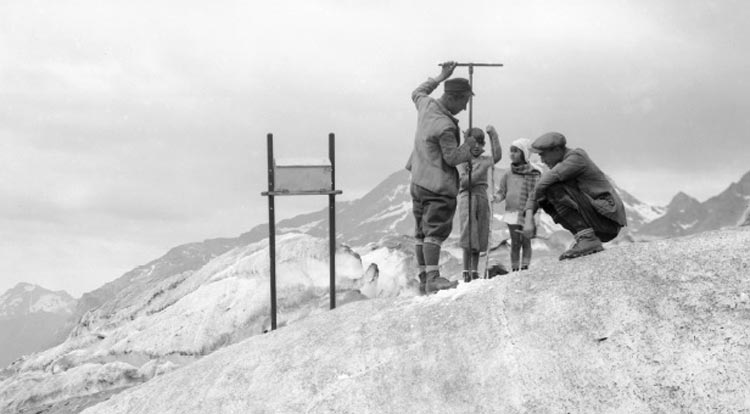 Il Monte Rosa tra fotografia e scienza: una mostra al Forte di Bard con foto inedite