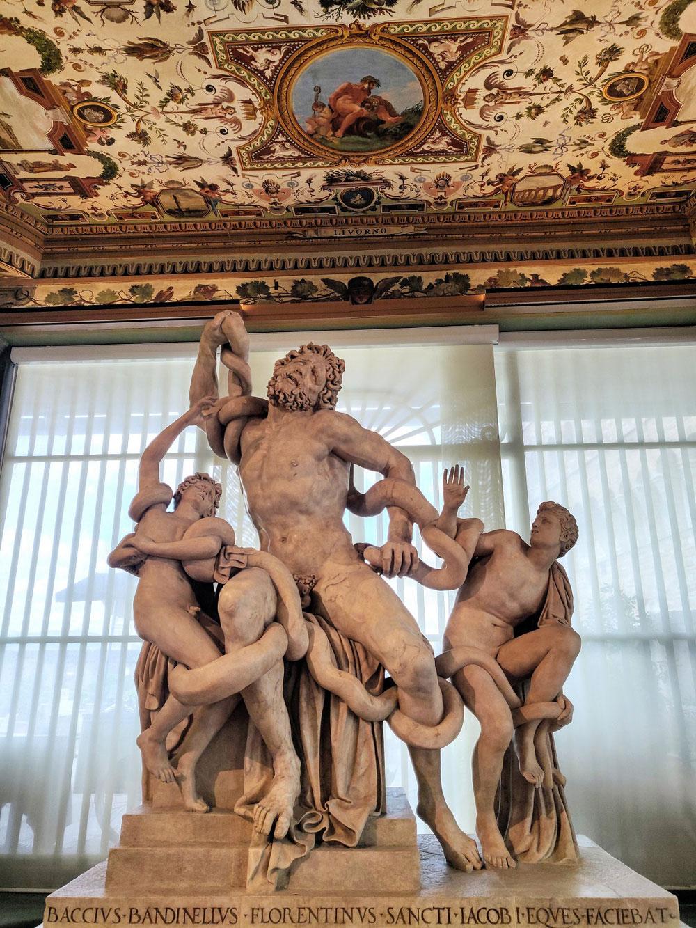 Gli Uffizi parlano in latino. Tre video per omaggiare l'antichità classica
