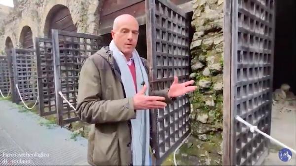Alla scoperta del Parco archeologico di Ercolano su YouTube per #iorestoacasa