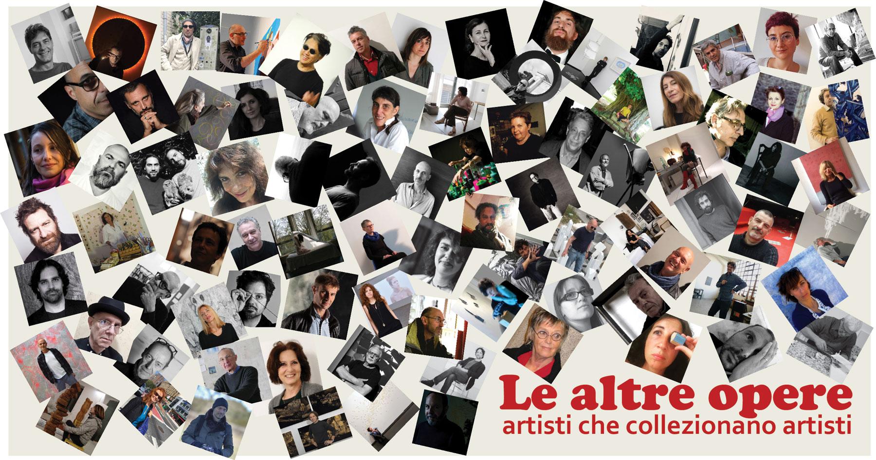 Roma, gli artisti contemporanei si presentano in cinque musei attraverso... le loro collezioni personali