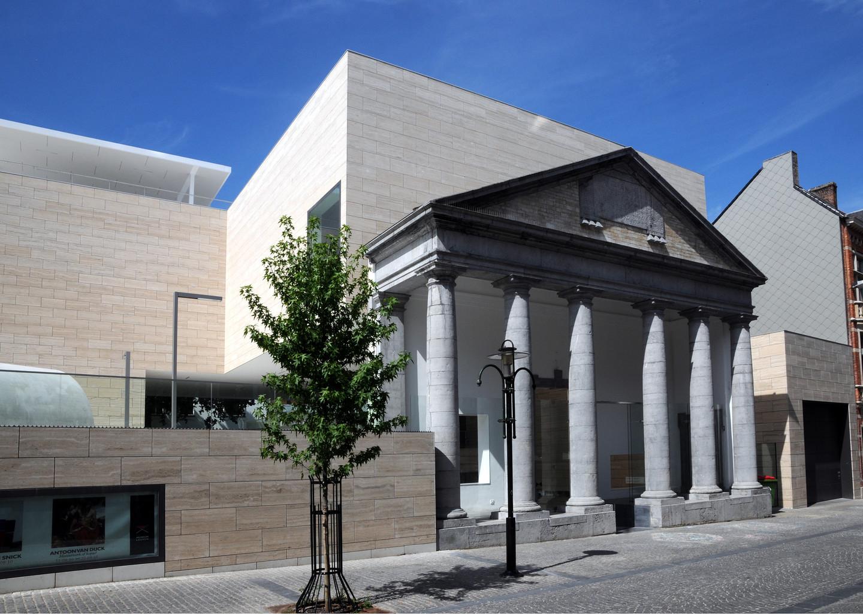 Lovanio, M-Museum