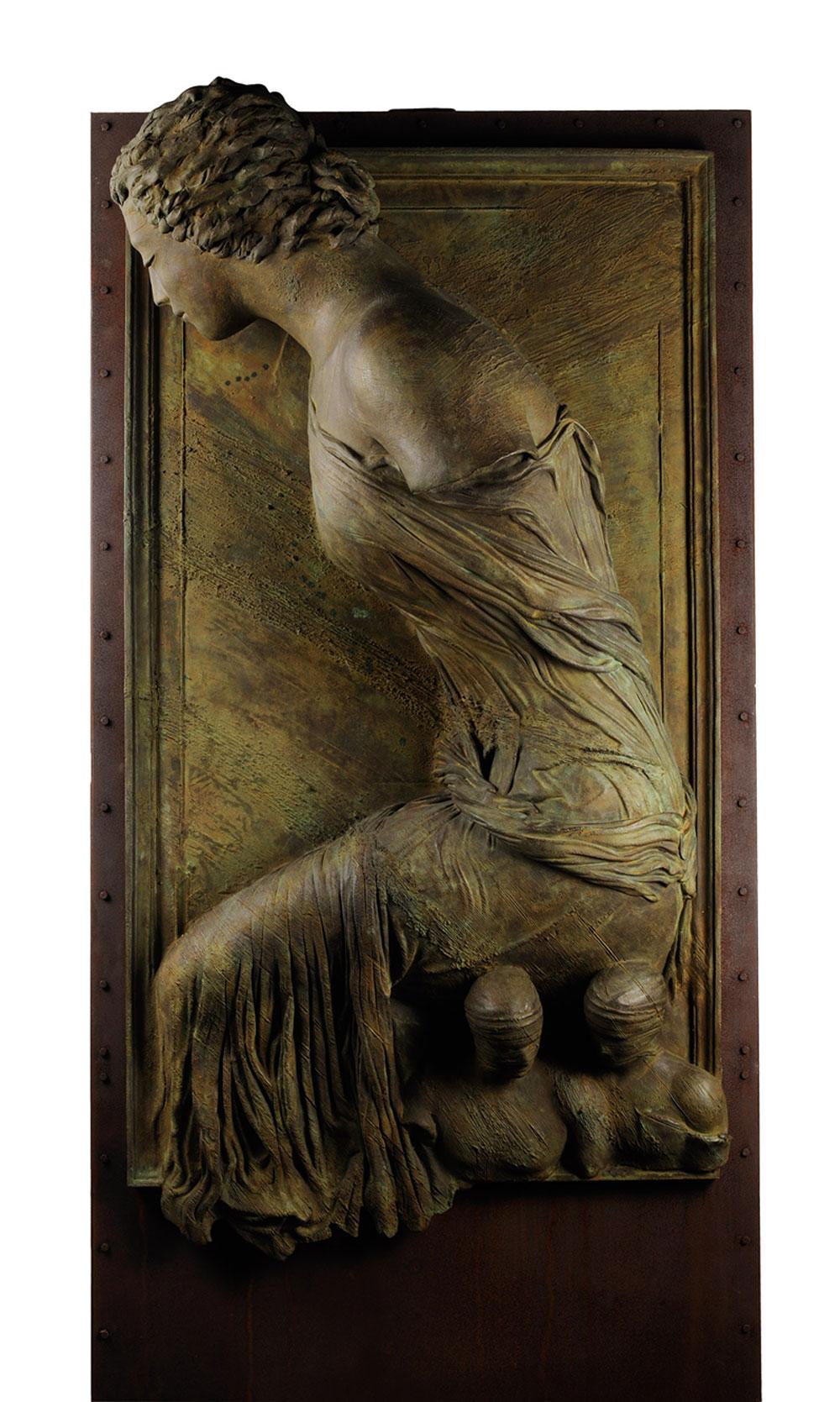Pisa, il Museo delle Sinopie riapre ed espone tre sculture di Mitoraj
