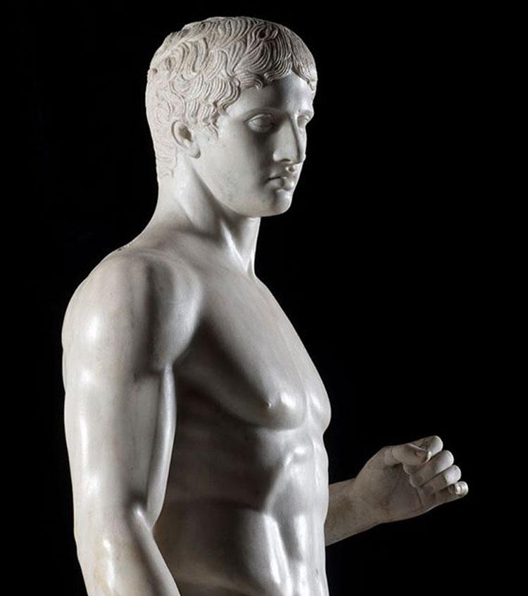 Il MANN di Napoli è l'unico museo italiano scelto per la campagna digitale di Vivienne Westwood
