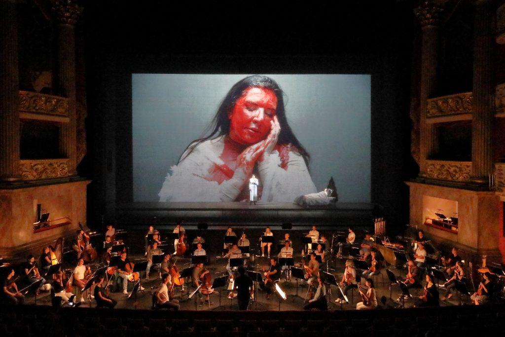 Marina Abramović si dà alla lirica: la sua prima opera è un'ode a Maria Callas