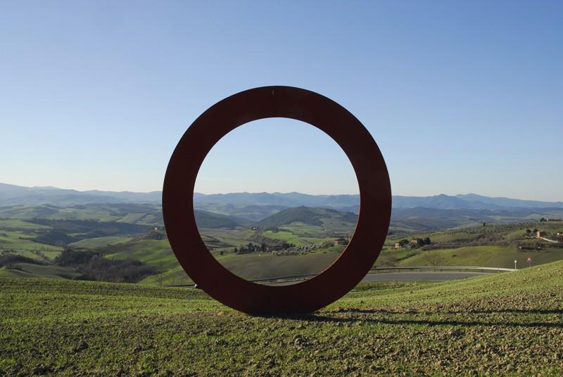 Disponibile da oggi la guida gratis ai luoghi dell'arte contemporanea in Toscana