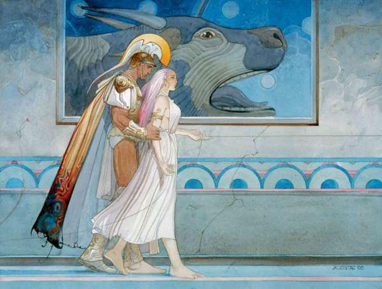 Al MANN la più grande mostra mai realizzata in Italia dedicata a Moebius