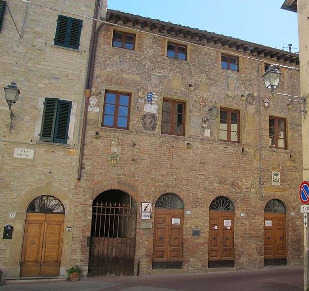 Palazzo Pretorio. Ph. Credit Francesco Bini