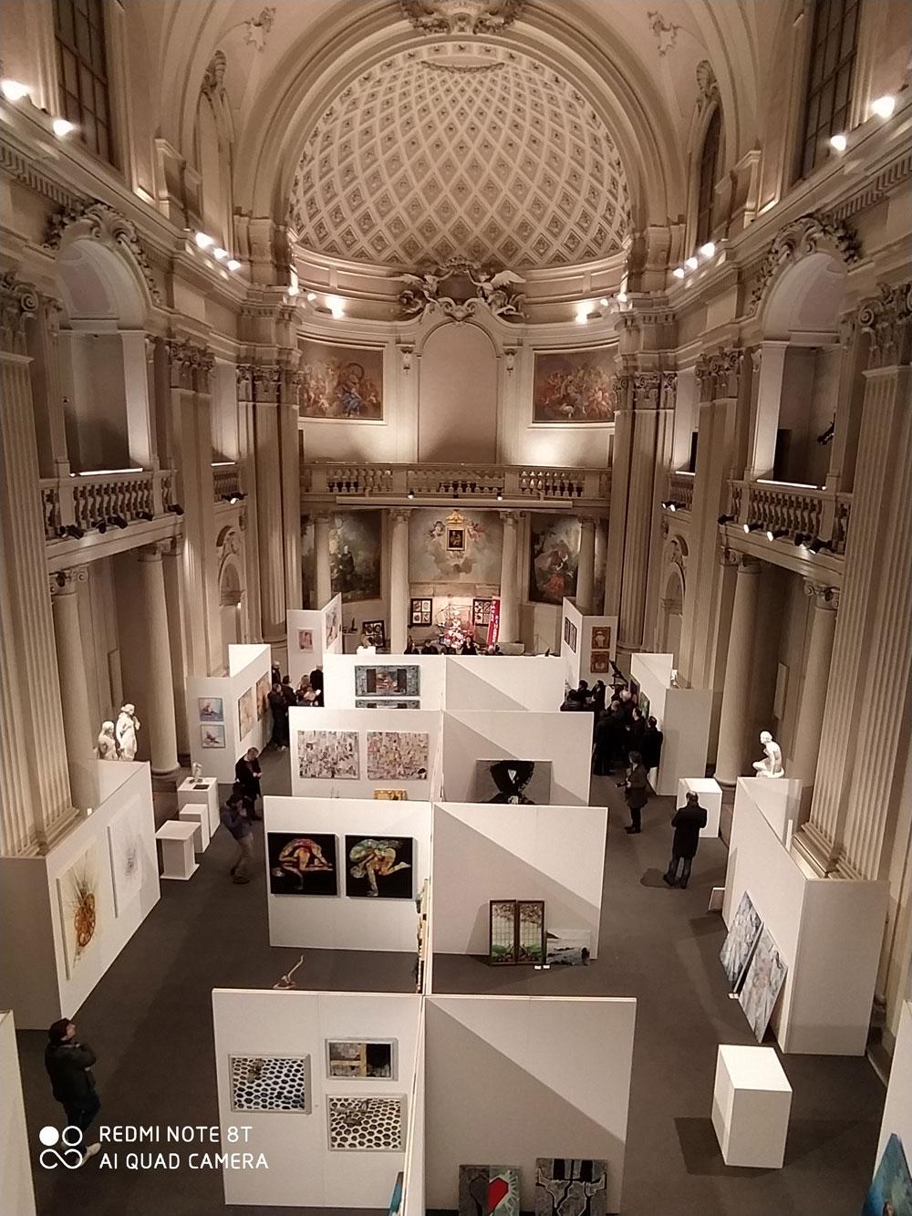 Inaugurata a Firenze Moovart, la mostra che intende valorizzare gli artisti emergenti