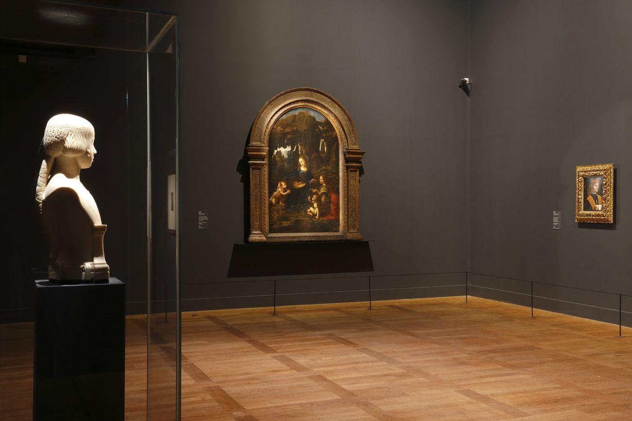 La mostra di Leonardo da Vinci al Louvre chiude con più di un milione di visitatori: è record