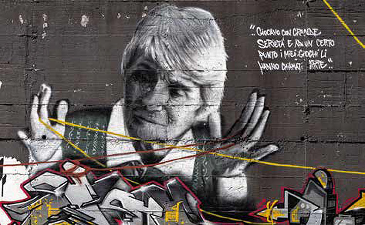 Esce la prima guida ai murales e alla street art della Sardegna