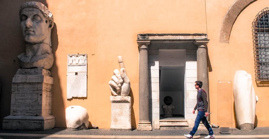#GiocaConiCapitolini: la rubrica social settimanale dei Musei Capitolini