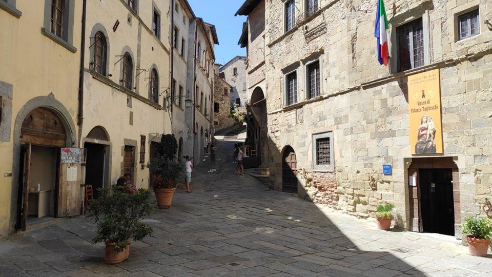 Il Museo di Palazzo Taglieschi