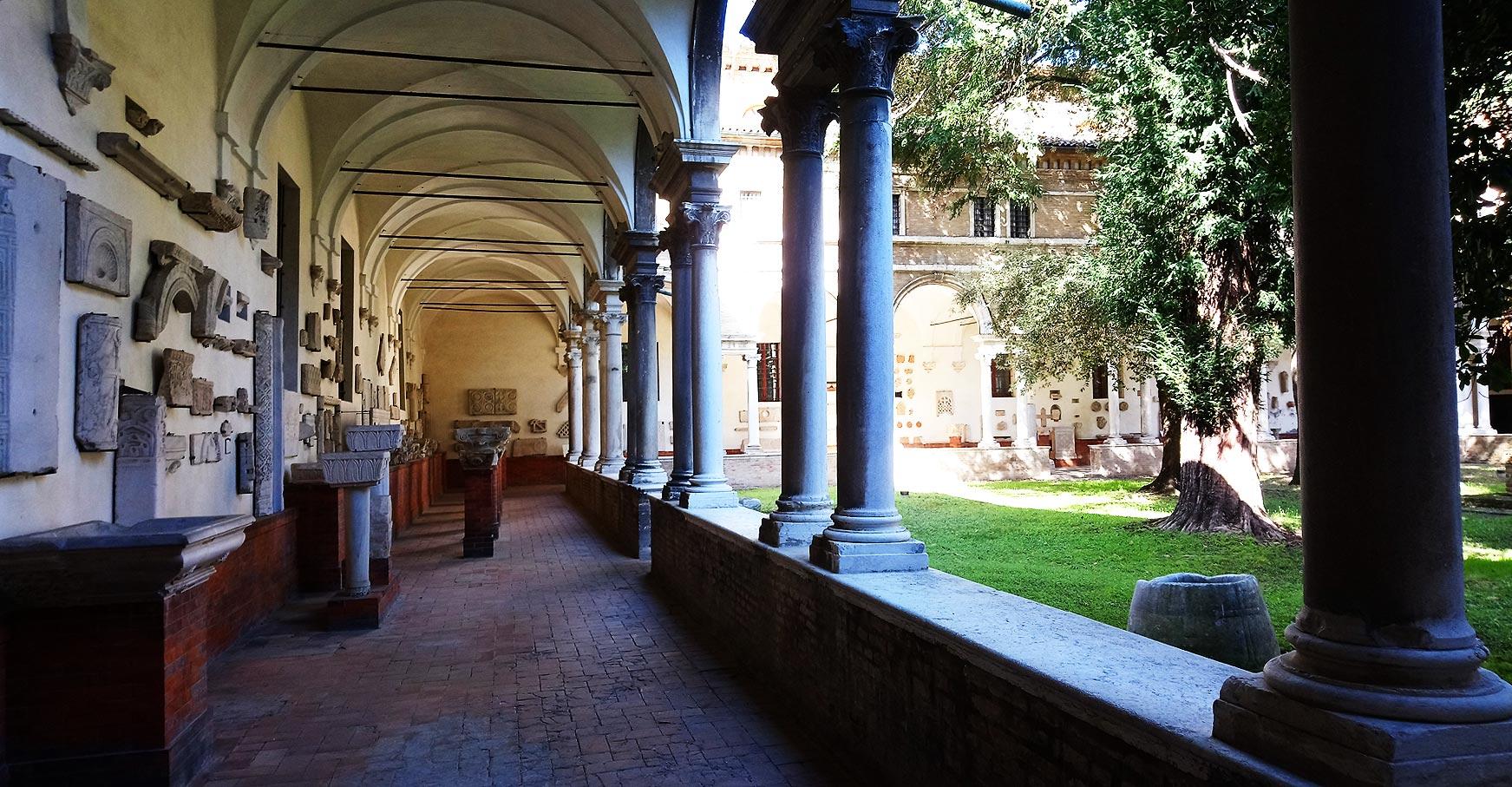 Ravenna, al Museo Nazionale mancano i volontari: l'istituto costretto a chiudere 5 giorni su 7