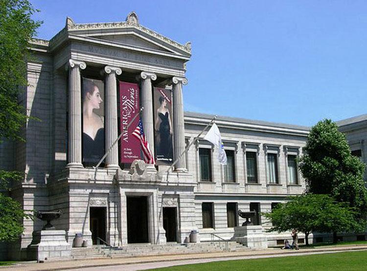 Il Museum of Fine Arts di Boston avrà 113 dipendenti in meno per la pandemia, tra licenziamenti e pensioni anticipate