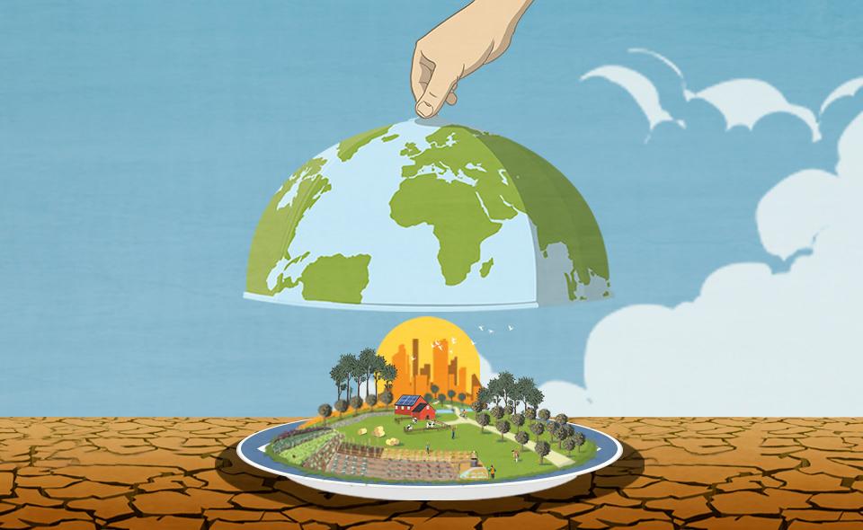 """Alimentazione eco-sostenibile: a Parma la mostra """"Noi, il cibo, il nostro Pianeta: alimentiamo un futuro sostenibile"""""""