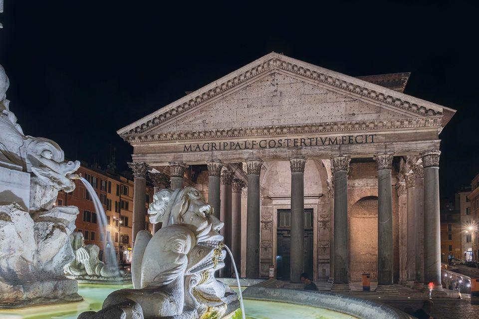Nuova illuminazione per il Pantheon, innovativa e sostenibile