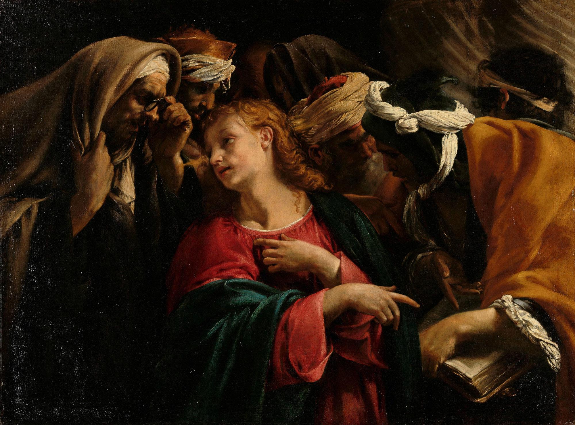La prima monografica di Orazio Borgianni, grande pittore caravaggesco, è a Roma, a Palazzo Barberini