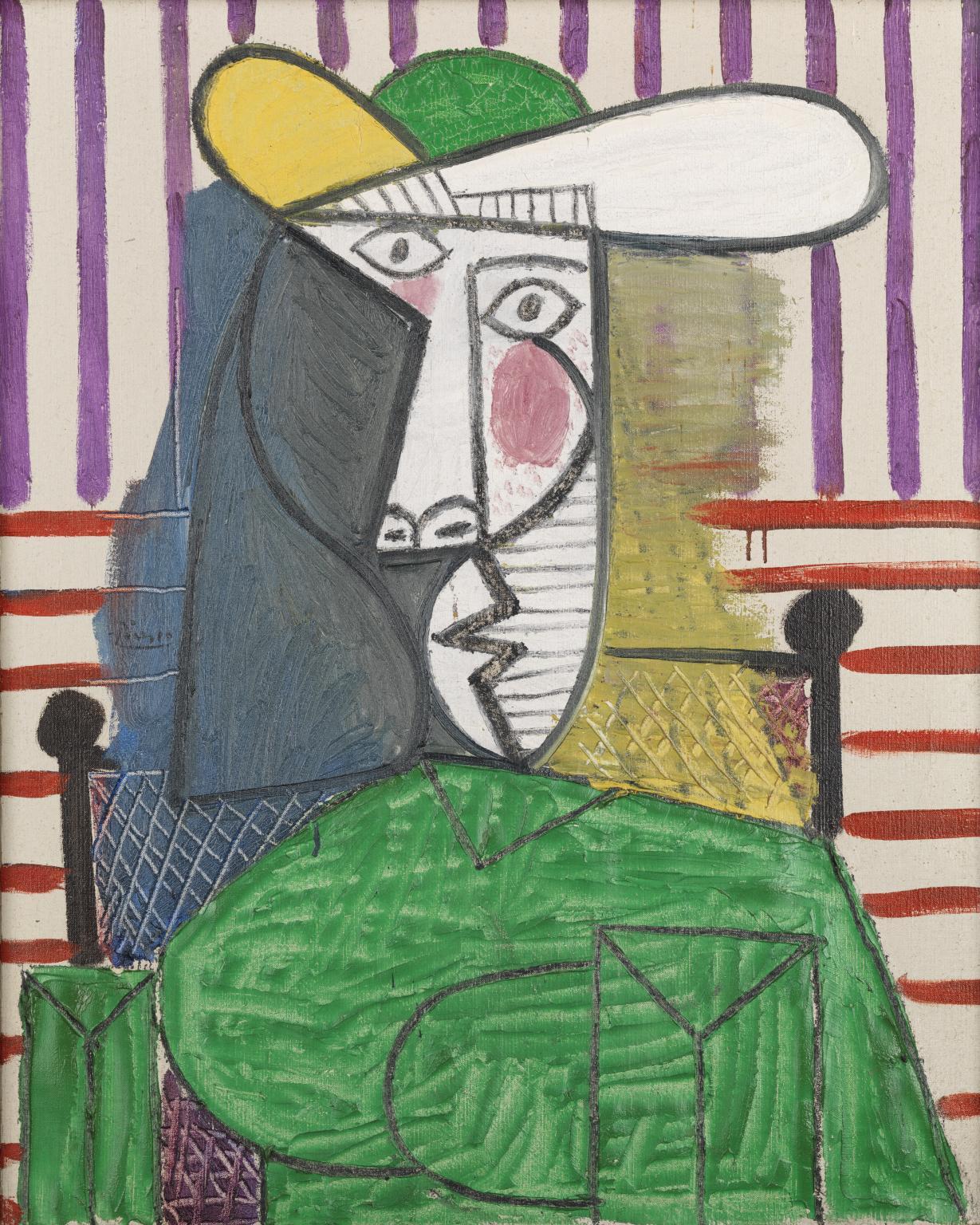 Londra, ventenne sfregia dipinto di Picasso alla Tate Modern