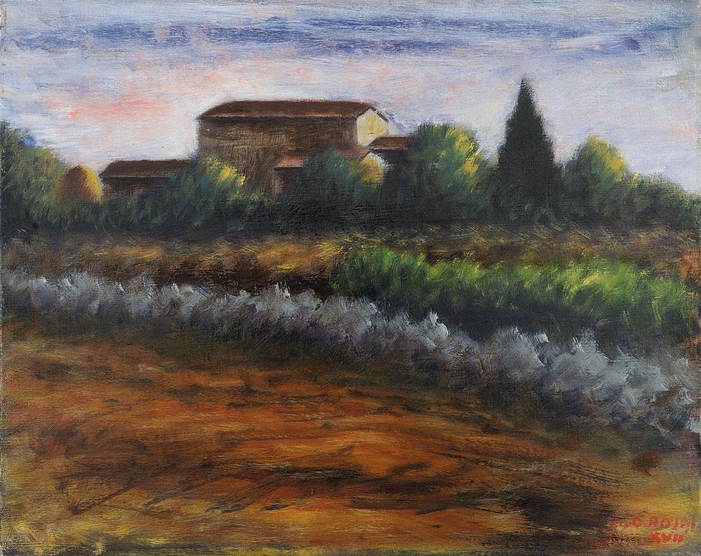 Aprirà a ottobre la mostra a Montevarchi dedicata a Ottone Rosai