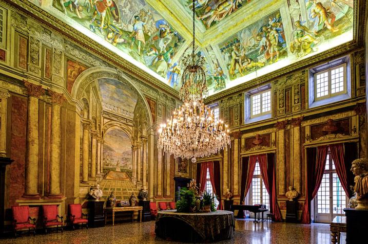 Ecco il portale per entrare nei Palazzi dei Rolli di Genova. Parte dal 16 maggio la Rolli Days Digital Week