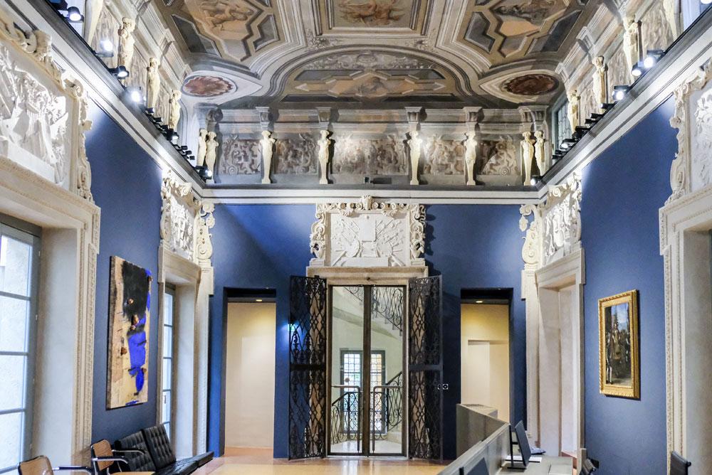 La casa-museo Palazzo Maffei di Verona svela i suoi capolavori sui social