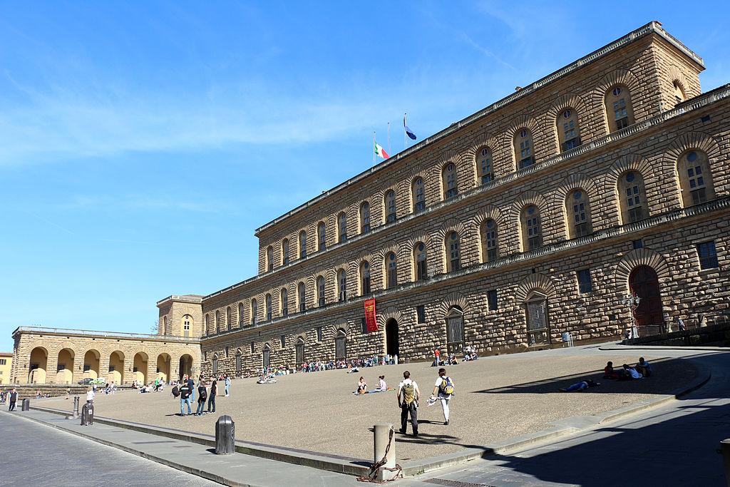 Firenze, Palazzo Pitti avrà un modello 3D virtuale grazie a scansioni laser e droni