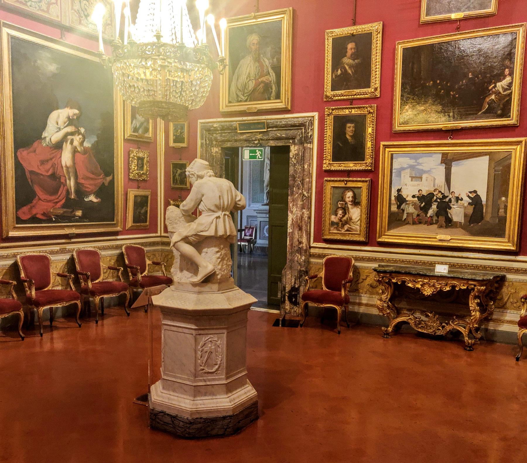 Firenze, a Palazzo Pitti dopo mesi riapre il Quartiere del Volterrano