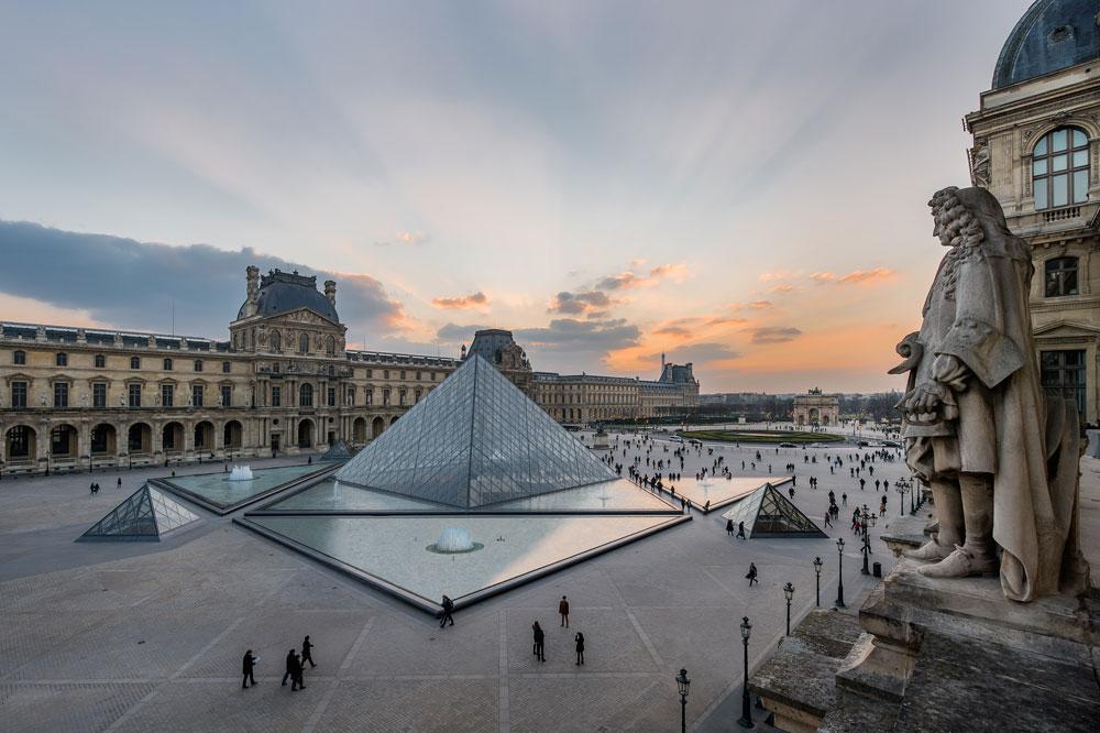 Una notte al Louvre tra i capolavori di Leonardo. In esclusiva a settembre al cinema