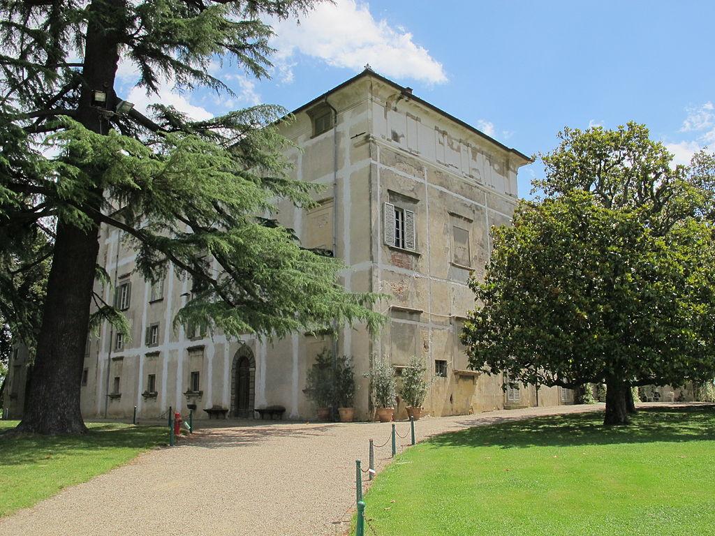 Villa La Magia. Ph. Credit Francesco Bini