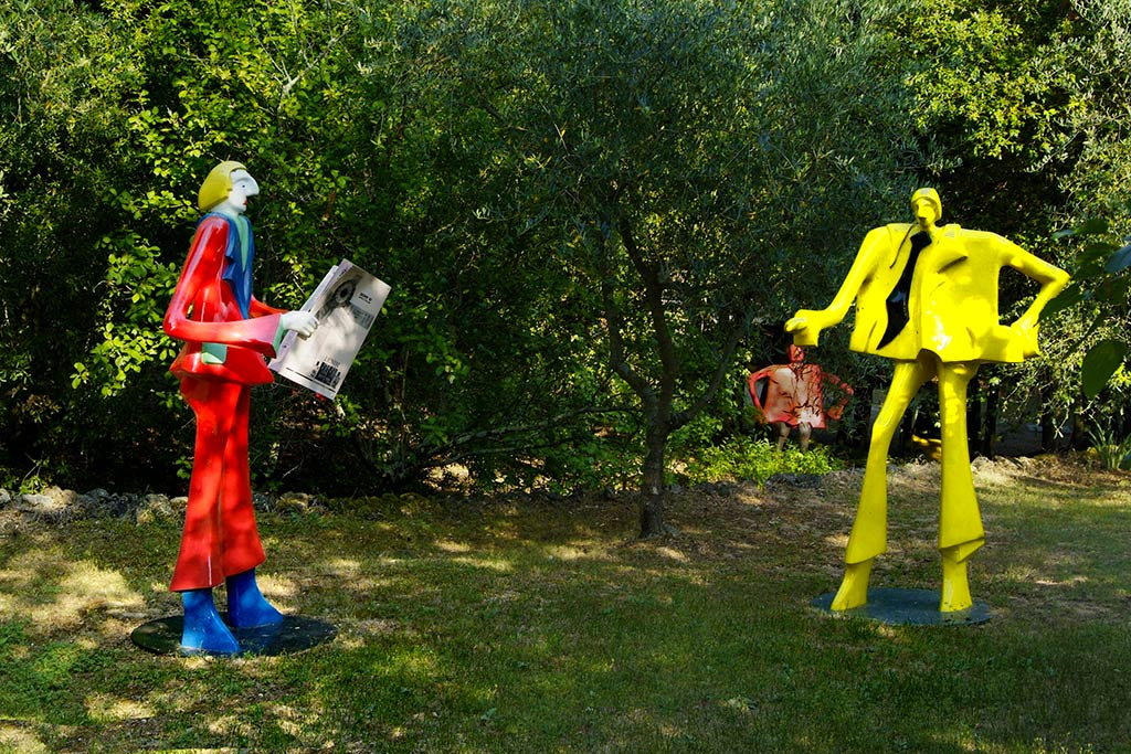 Il Giardino di Kurt Laurenz Metzler