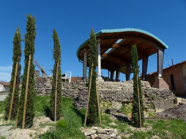 Parco Archeologico La Rocca di Santa Maria a Monte