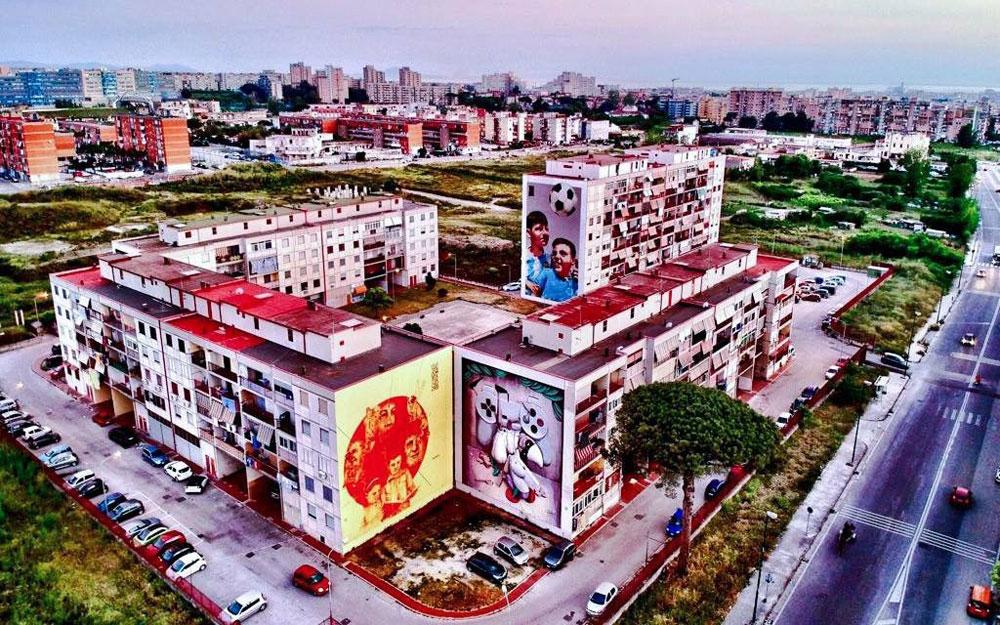 A Napoli l'unico Centro di Ricerca accademico in Italia dedicato alla creatività urbana