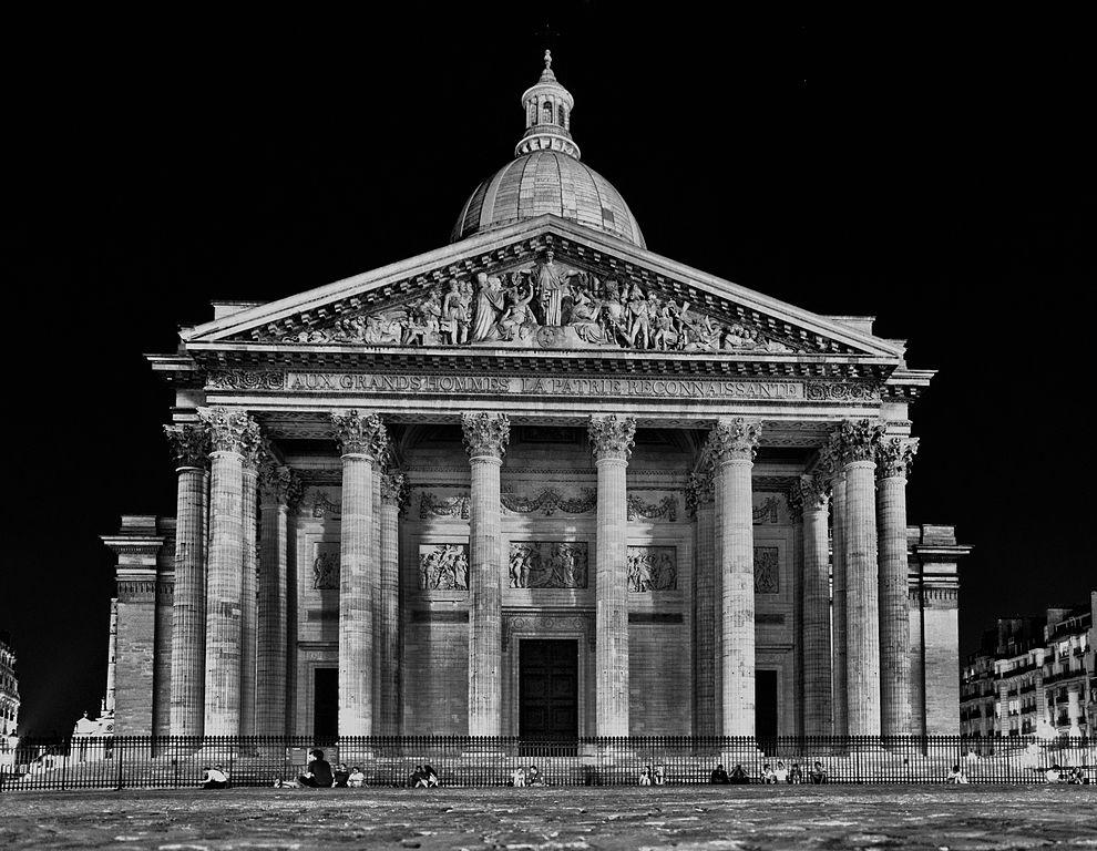 Dopo un secolo, un'opera di un artista contemporaneo torna nel Pantheon di Parigi