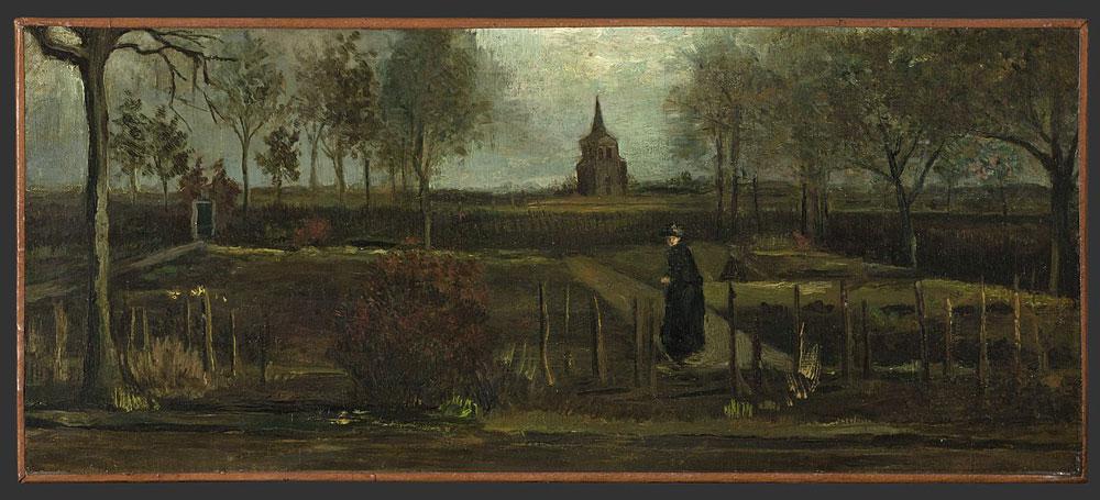 Rubato dipinto di van Gogh nell'anniversario della nascita del pittore